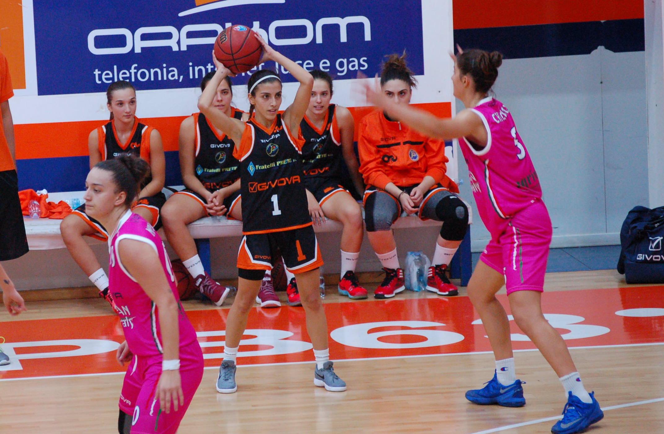 Reportweb sport givova ladies da salerno comincia il for Subito offerte lavoro salerno