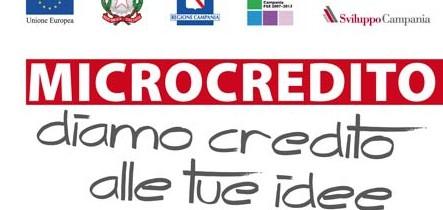Microcredito Regione Campania – Pubblicato il Bando