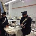 Napoli: contraffazione; 2 laboratori clandestini scoperti dai carabinieri a Napoli e in provincia