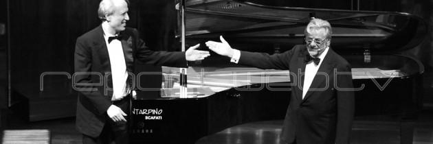 Giancarlo Giannini e Giovanni Bellucci incantano al Ravello Festival. LE FOTO
