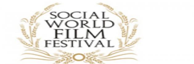 Online i bandi 2015 per partecipare  alla prossima edizione del Social World Film Festival