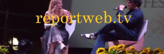 Pubblico in delirio per Gabriel Garko ospite della seconda giornata del Social World Film Festival