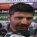 """Mixed Zone – Calcio Lega Pro – Filippi: """"Un pari oggi avrebbe significato buttar via tutto il lavoro fatto"""""""