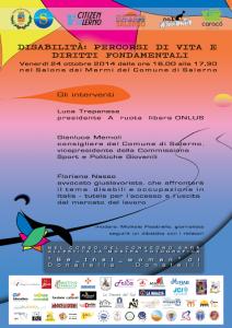 Loncandina - Convegno sulla disabilità