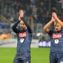 Coppa Italia, semifinale Lazio – Napoli: la FOTOGALLERY