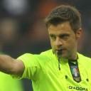 Rizzoli arbitrerà Roma-Napoli in programma sabato alle 12:30