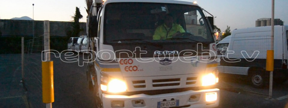Castellammare. Ego Eco: Vertenza risolta, riparte il servizio di raccolta