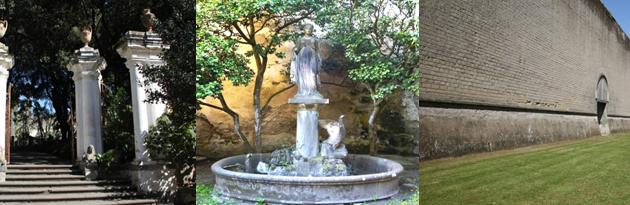 Giardino segreto cammino ritrovato visita al parco della reggia di portici - Il giardino segreto streaming ...