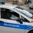I corpi della polizia municipale dei comuni flegrei riuniti per la ricorrenza di San Sebastiano