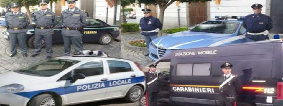 Polizia Municipale di Napoli: i controlli interforze con Polizia di Stato – Carabinieri e Gdf
