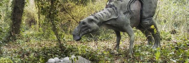 I Dinosauri in carne e ossa arrivano in città