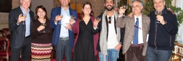 Napoli, de Magistris vede de Giovanni e una delegazione de I bastardi di Pizzofalcone