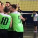 Pallavolo maschile, Gelateria del Gallo Ponticelli – AGCA 3-0