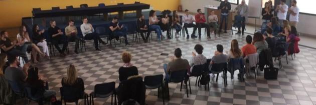 Tanti giovani europei giungono a Castellammare per uno scambio culturale: il plauso dal presidente del Forum dei Giovani