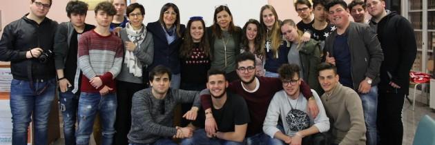 Eccellenza nell'Alternanza Scuola Lavoro al tecnico Buonarroti di Caserta