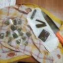 Quarto: carabinieri arrestano spacciatore e lo trovano in possesso di marijuana e hashish
