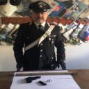 Volla: parcheggiatore abusivo teneva a portata di mano bastone e pistola a salve.