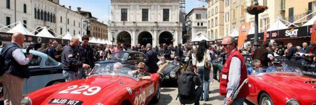 Polizia di Stato di Brescia, Al via la Millemiglia, storica competizione giunta alla 90° edizione