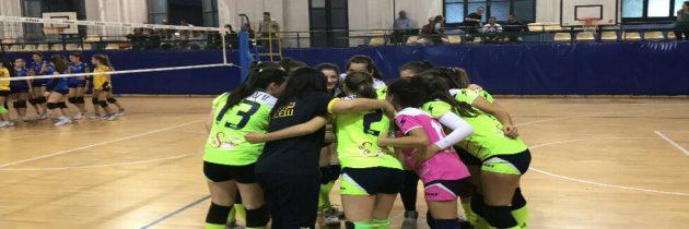 Seconda divisione femminile giovanile  Il Ponticelli travolge la Partenope per 3-1