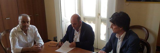 Castellammare – Pompei – Metanizzazione area nord; ora c'è la firma