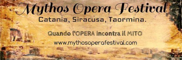Mythos Opera Festival a Taormina nel previsto Teatro Antico, date confermate, cambia la location di Siracusa.