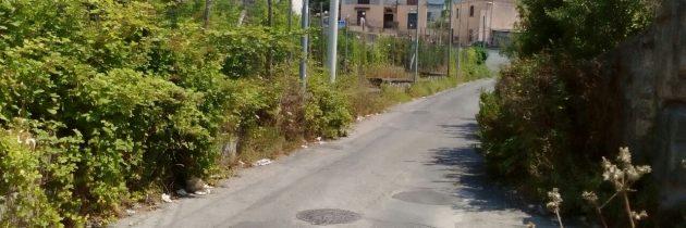 Castellammare, Degrado a Traversa Savorito: la denuncia di Quartieri Uniti