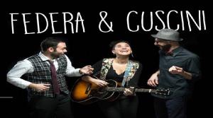 FEDERA & CUSCINI  presentano il loro primo EP  VIENTO 'E CURAGGIO