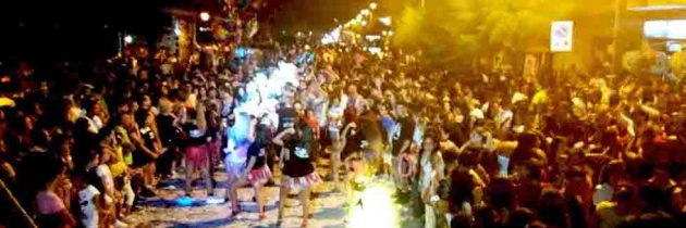 Circa 30.000 persone per il Carnevale Estivo di Torre del Greco