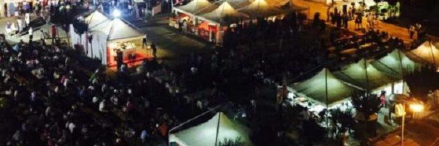 'O Food Festival a Torre del Greco, prende forma la più grande area all'aperto dedicata alla gastronomia della provincia di Napoli