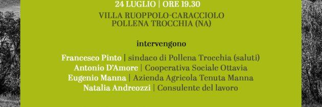 Fare impresa nel mondo dell'agricoltura, a  Pollena Trocchia il nuovo incontro targato circolo Proudhon Napoli