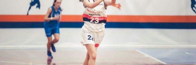 La Free Basketball si assicura la talentuosa Annabella Falanga