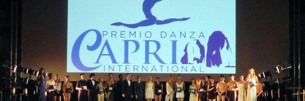 Premio Capri Danza International 2017 V Edizione