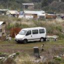 Giugliano in Campania: ai domiciliari nel campo rom, arrestato dai carabinieri in campagna