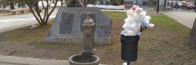 ANPI ed Articolo Uno –  sconcerto la collocazione in Villa Comunale, davanti al monumento alla Resistenza