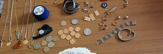Massa Lubrense – spariscono da casa di anziana signora contante e gioielli per 40mila euro